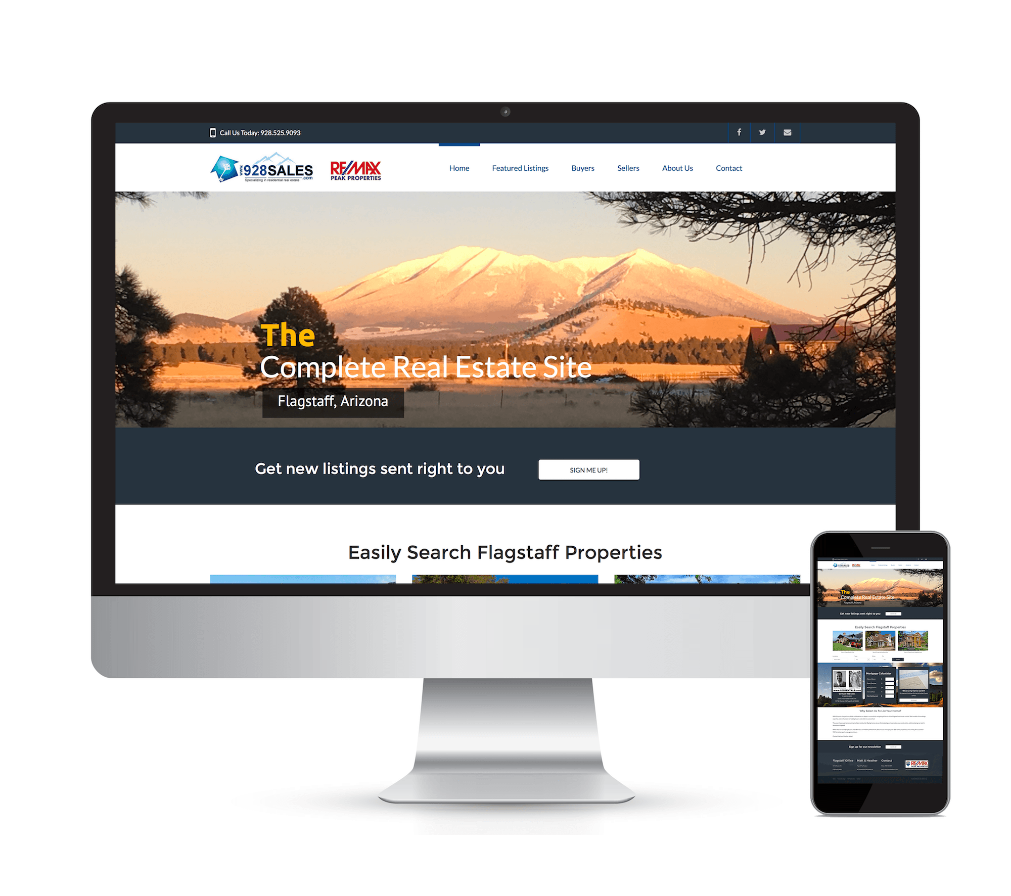 928sales website design copy compressor website design for Copy design